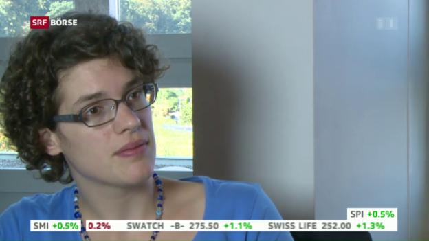 Video «SRF Börse vom 28.09.2016» abspielen