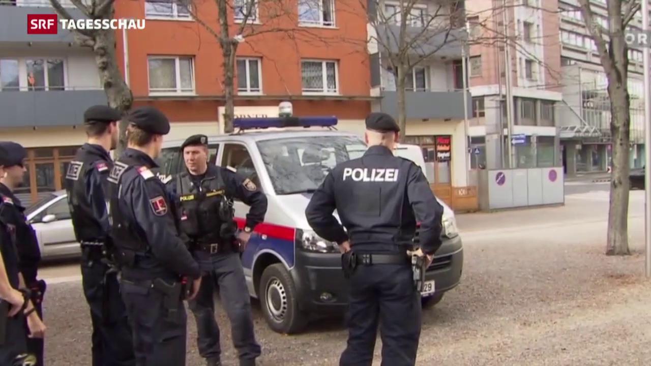 Mutmassliche IS-Terroristen in Salzburg festgenommen