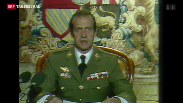 Video «Die Karriere von Juan Carlos» abspielen