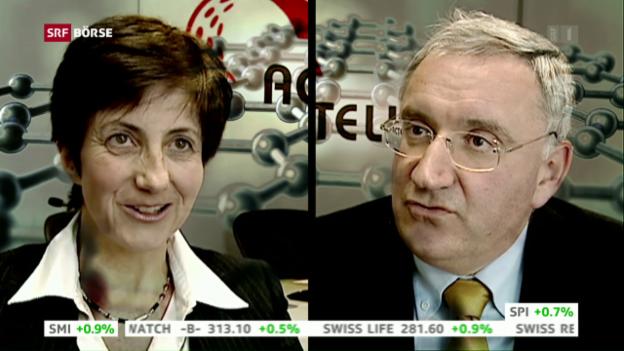 Video «SRF Börse vom 06.12.2016» abspielen