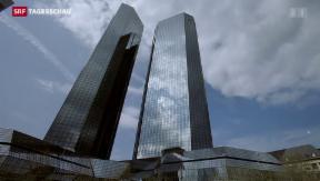 Video «Nervosität bei den Banken vor Wahlausgang» abspielen