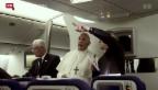 Video «Papst verurteilt Pädophilie» abspielen
