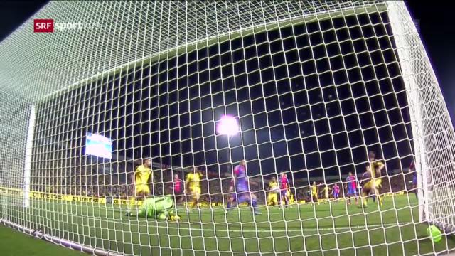 Basel schaltet Maccabi Tel Aviv aus