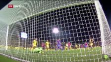 Video «Basel schaltet Maccabi Tel Aviv aus» abspielen