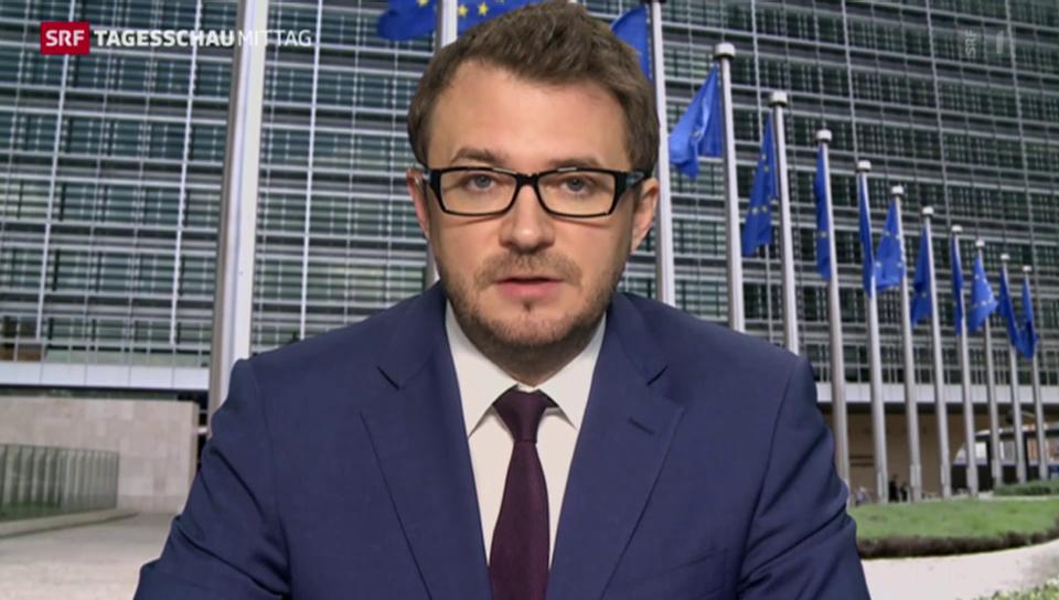 Einschätzungen von Sebastian Ramspeck in Brüssel