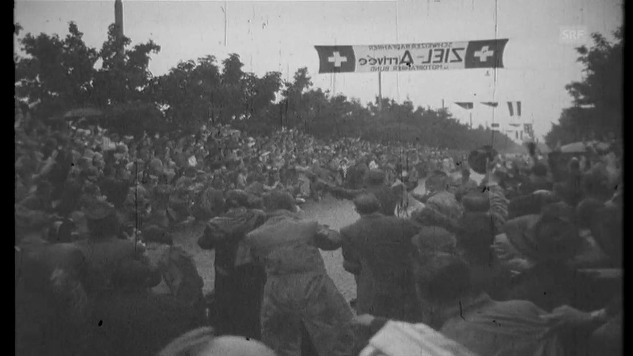 Aus einer anderen Zeit: Die Rad-WM 1946 in Zürich