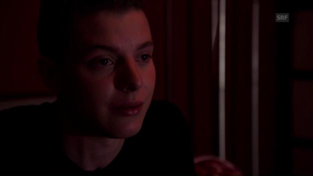 Video ««Ich wusste nicht mehr, wofür ich am Morgen aufstehe»» abspielen