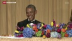 Video «Korrespondenten-Dinner im Weissen Haus» abspielen
