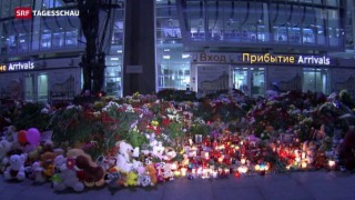 Video «Explosion an Bord des russischen Flugzeugs?» abspielen