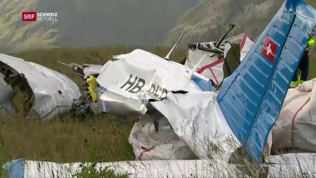 Video «Schweiz aktuell vom 04.08.2017» abspielen