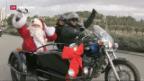Video «Weihnachtsfeiern trotz gespannter Lage» abspielen