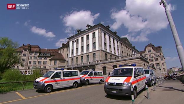 Video «Schweiz aktuell vom 13.11.2013» abspielen