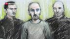 Video «Nach Attentat auf Jo Cox: Mutmasslicher Mörder wird befragt» abspielen