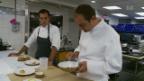 Video «Daniel Humm und Andreas Caminada: Spitzenköche ausgezeichnet» abspielen