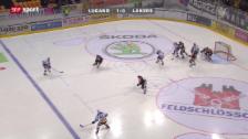 Video «Assist von Fernholm gegen Lugano» abspielen