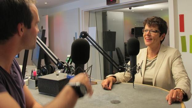 Marianne Koller im Gespräch (19.05.2014)