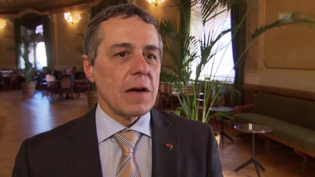 Video «Ignazio Casiss (FDP): «Diese Reform geht in eine falsche Richtung»»» abspielen