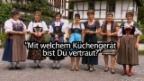 Video ««Mit welchem Küchengerät bist Du vertraut?»» abspielen