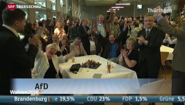 Video «Landtagswahlen in Deutschland» abspielen