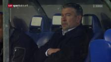 Link öffnet eine Lightbox. Video Vaduz vertagt FCB-Meisterfeier abspielen