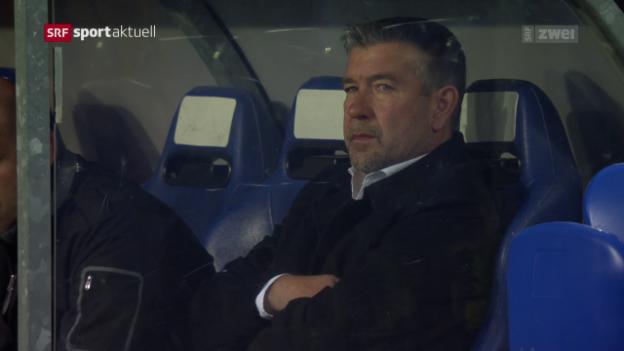 Video «Vaduz vertagt FCB-Meisterfeier» abspielen