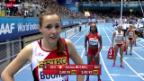 Video «LA: Hallen-WM in Sopot, Final 800 m Frauen» abspielen