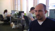 Video «Philipp Antoni zum Geschäftsmodell von Notime» abspielen