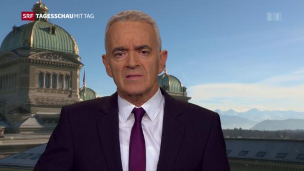 Video «Reimann: «Es gab eine unheilige Allianz»» abspielen
