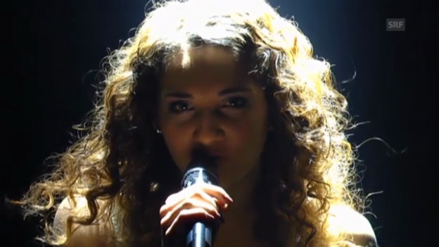 Video «Österreich: Natália Kelly, «Shine»» abspielen