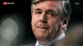 Video «Ackermanns Rücktritt mit Fragezeichen» abspielen