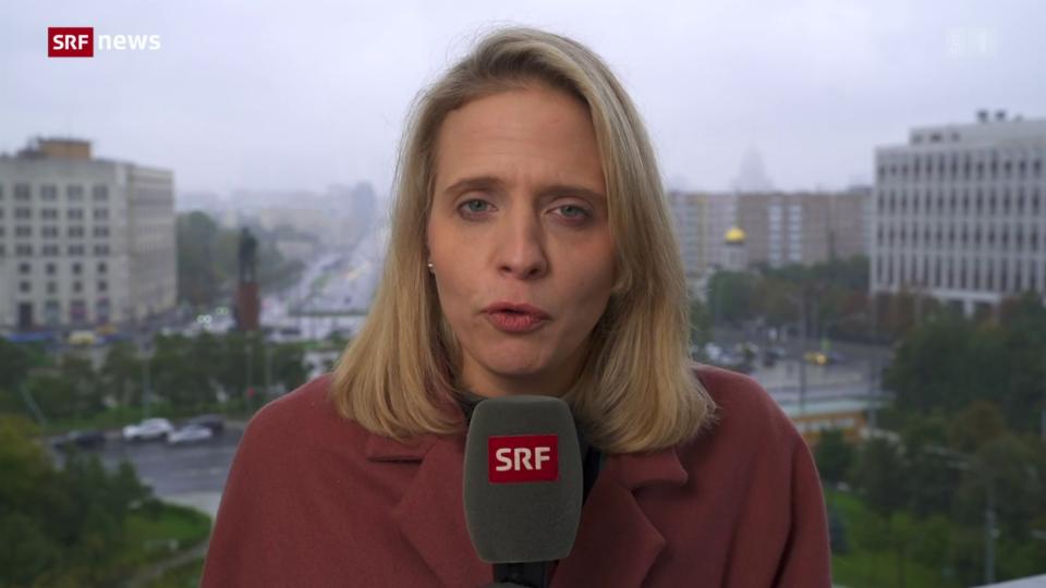 Russland-Korrespondentin Luzia Tschirky zum Amoklauf in Perm