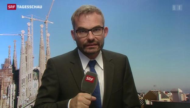 Video «Einschätzungen von SRF-Korrespondent Erwin Schmid» abspielen