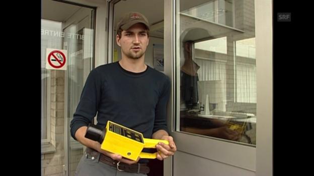 Video «Berufsbild: Recyclist EFZ» abspielen