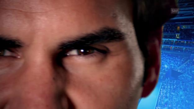 Video «Tennis: ATP Finals, Profil Roger Federer» abspielen
