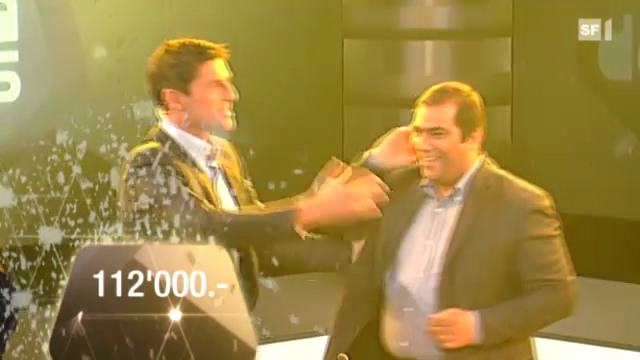 17.11.10: Mathias Reddy gewinn 112'000.-