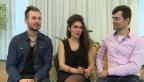 Video «ESC-Entscheidung: Multikulti-Truppe «Timebelle»» abspielen