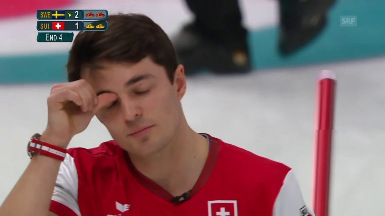 Schweizer Curler unterliegen Schweden klar