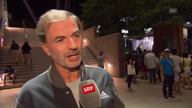 Video «SRF-Experte Günthardt: «So etwas kann man nicht lernen»» abspielen