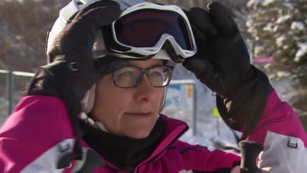Video «Brillen verhindern Unfälle» abspielen