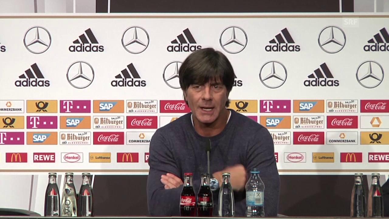DFB-Trainer Joachim Löw über die Niederlage gegen England