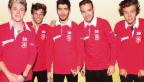 Video ««One Direction» stimmen sich auf Schweiz-Konzert ein» abspielen