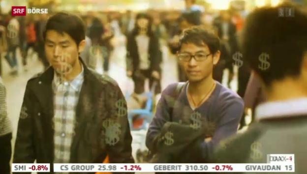 Video «SRF Börse vom 17.07.2014» abspielen