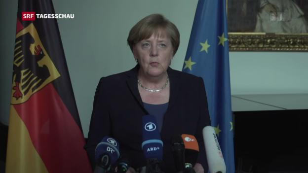 Video «Reaktionen zum Tod von Helmut Kohl» abspielen