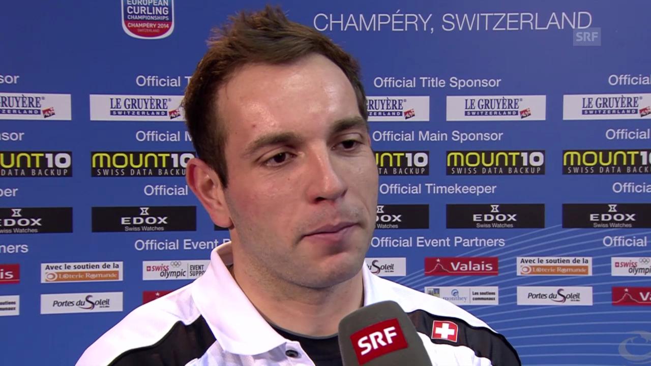 Curling: Interview mit Sven Michel