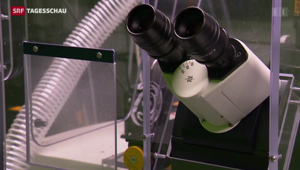 Nobelpreis für Fluoreszenzmikroskopie