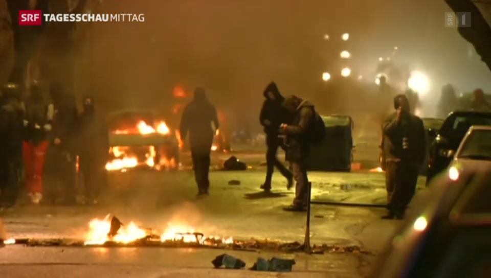 Unmut über die Regierung in Athen