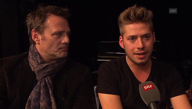 Video «Joël von Mutzenbecher: «Wollte nie machen, was mein Vater tut»» abspielen