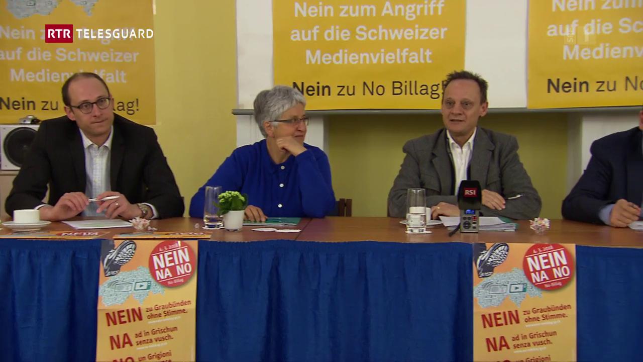 Iniziativa No Billag: Comité Na dal Grischun