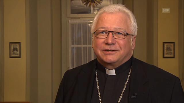 Markus Büchel über den neuen Papst