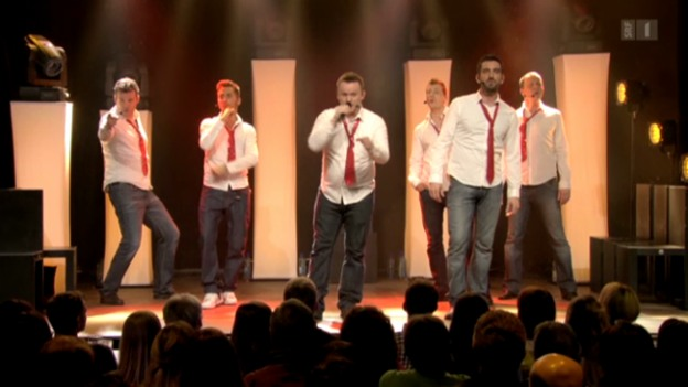 Video «Bliss - Euromission - A-cappellla-Comedy-Show» abspielen
